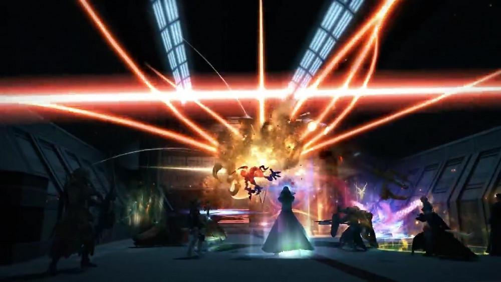 《太空戰士14》5.5版新預告片 全球註冊玩家超2200萬