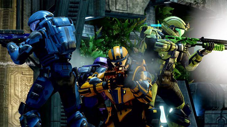 《最後一戰:士官長合集》第六賽季上線 Xbox玩家可用鍵鼠遊玩