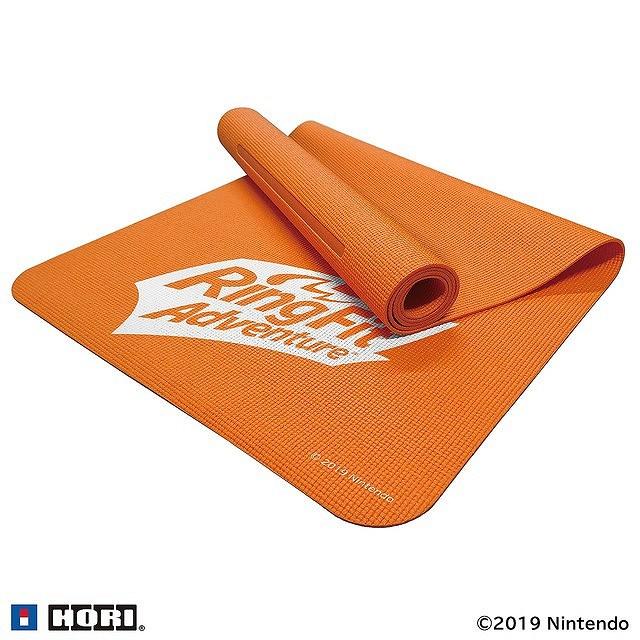 健身效果提升 HORI推出NS《健身環大冒險》專用腳墊