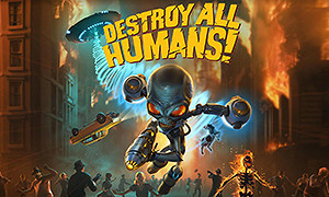 毀滅全人類:重製版 (Destroy All Humans! remake)