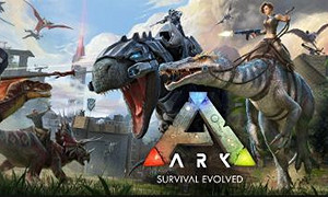 方舟:生存進化 (ARK: Survival Evolved)