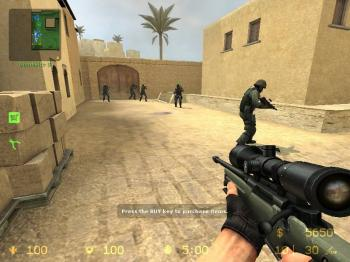 絕對武力 CS 1.6 (Counter Strike 1.6)