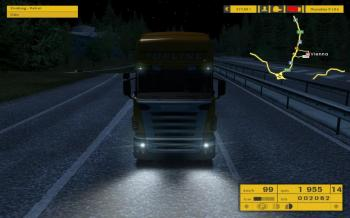 英國卡車模擬 (UK Truck Simulator)