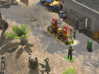 鐵血聯盟:重返戰場 (Jagged Alliance: Back in Action)